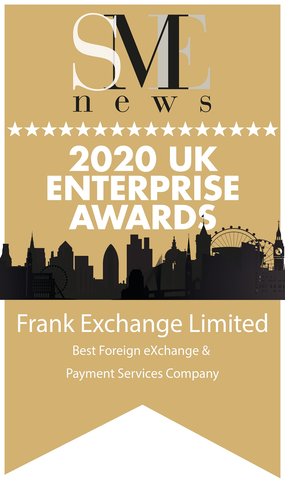 UK Enterprise Awards 2020 Winners
